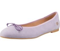Branca Klassische Ballerinas lila