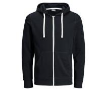 Lässiges Sweatshirt schwarz