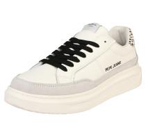 Sneaker 'abbey Bass' weiß