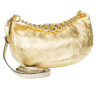 Abendtasche 'At night' gold