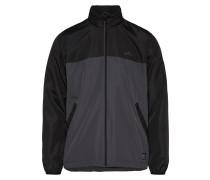 LM Breaker Jacket dunkelgrau / schwarz