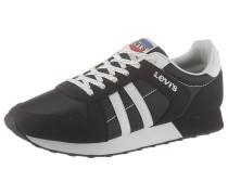 Sneaker 'Webb' schwarz / weiß