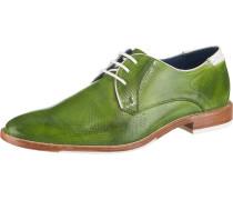 Schnürschuhe 'Louie Revo' grün