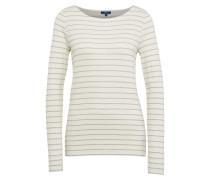 Shirt grau / offwhite