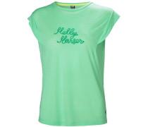 T-Shirt 'W Siren Spring' mint
