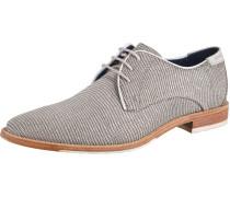 Schuhe greige / weiß