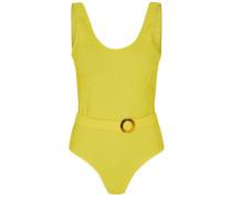 Badeanzug gelb