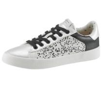 Sneaker 'Kioto Stars' schwarz / silber