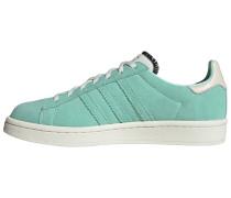 Sneaker 'Campus' mint / weiß