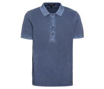 Poloshirt 'garry' dunkelblau