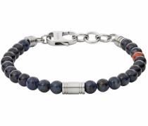 Armband 'jf02756040' navy / silber