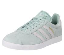Sneaker 'gazelle W' pastellgrün