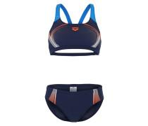Sport-Bikini 'modular' dunkelblau