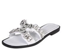 Sandale 'Gift' weiß