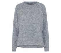 Sweatshirt 'onlELCOS' graumeliert