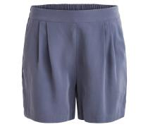 Schlichte Shorts grau