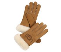 Handschuhe beige / hellbraun