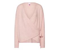Pullover 'Jolene Wrap' rosa