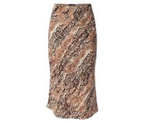 Rock 'thessa Skirt' beige / mischfarben