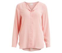 Hemd pink / weiß
