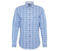 Hemd 'sleeve casual fit' hellblau