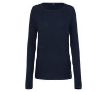 Sweater 'ottomane' dunkelblau