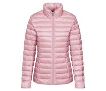 Daunenjacke 'cha' pink / altrosa