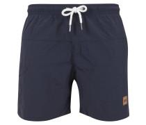 Badeshorts 'Block Swim Shorts' navy