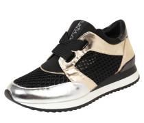 Sneakers 'Leonel' gold / schwarz