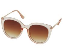 Sonnenbrille naturweiß