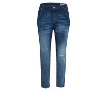 Destroyed Jeans 'Fayza-Evo' blau