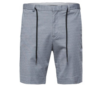 Regular Fit Shorts dunkelblau