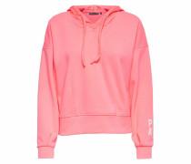 Kapuzensweatshirt pink