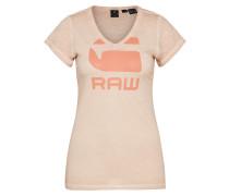 T-Shirt 'Suphe' altrosa