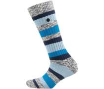 Socken blau / grau