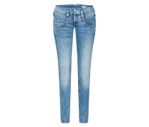 'Pitch' Slim Jeans blue denim