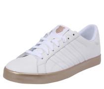 Sneaker 'Belmont' gold / weiß