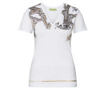 T-Shirt 'tdm605 15' weiß
