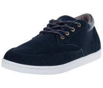 Sneaker 'Macallan' navy / weiß