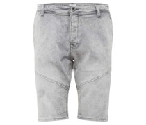 Shorts 'John' grey denim