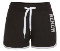 Shorts 'Contrast' schwarz / weiß