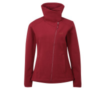 Funktionsjacke 'Element Valley' rot