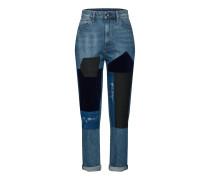 Jeans 'Midge Deconst' blau