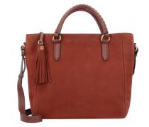 Handtasche 'Chelsea Corin' rot