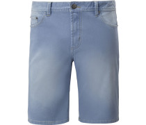 Shorts 'Lexian' blue denim