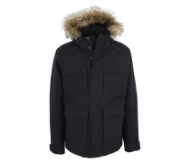 Winterjacke 'point Barrow' schwarz