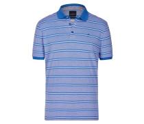 Polo 'DH Travel' blau / weiß