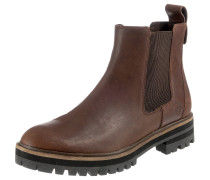 Chelsea Boots 'London Square' braun