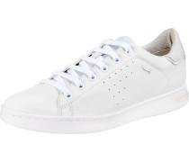 Sneaker 'Jaysen' weiß / silber