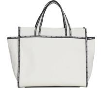 Tasche 'Bright White' weiß